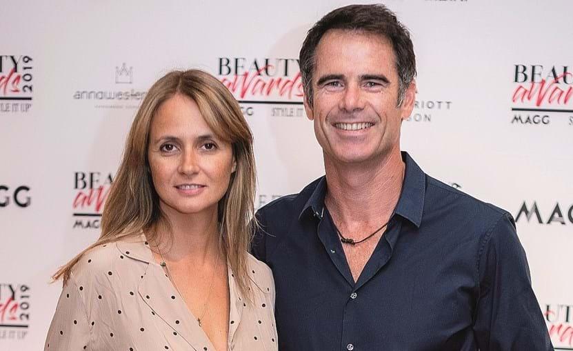 Anna Westerlund e Pedro Lima estiveram juntos 20 anos