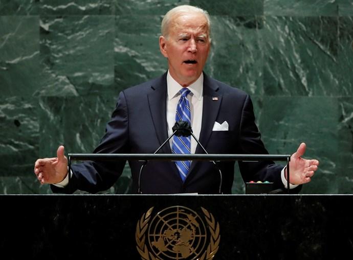 Joe Biden na ONU