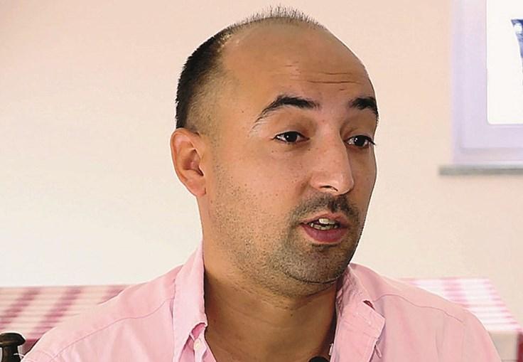 Pedro Loureiro, de 33 anos
