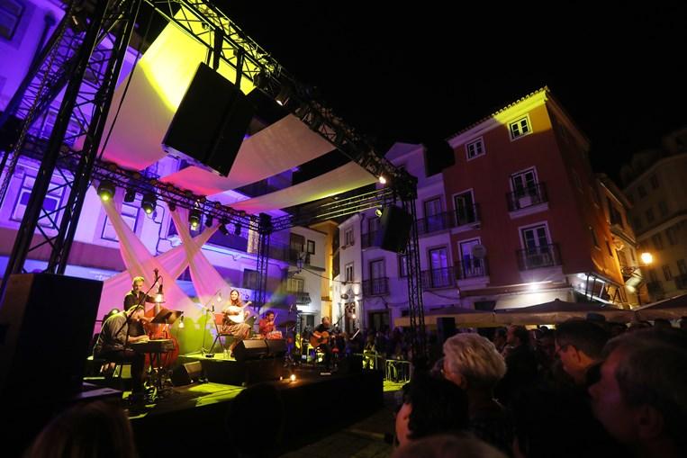 No Largo do Chafariz de Dentro será montado um dos 12 palcos que integram o Santa Casa Alfama