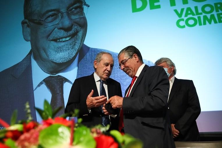 Ex-chefe de Estado preside à comissão de honra do candidato do PS a Coimbra