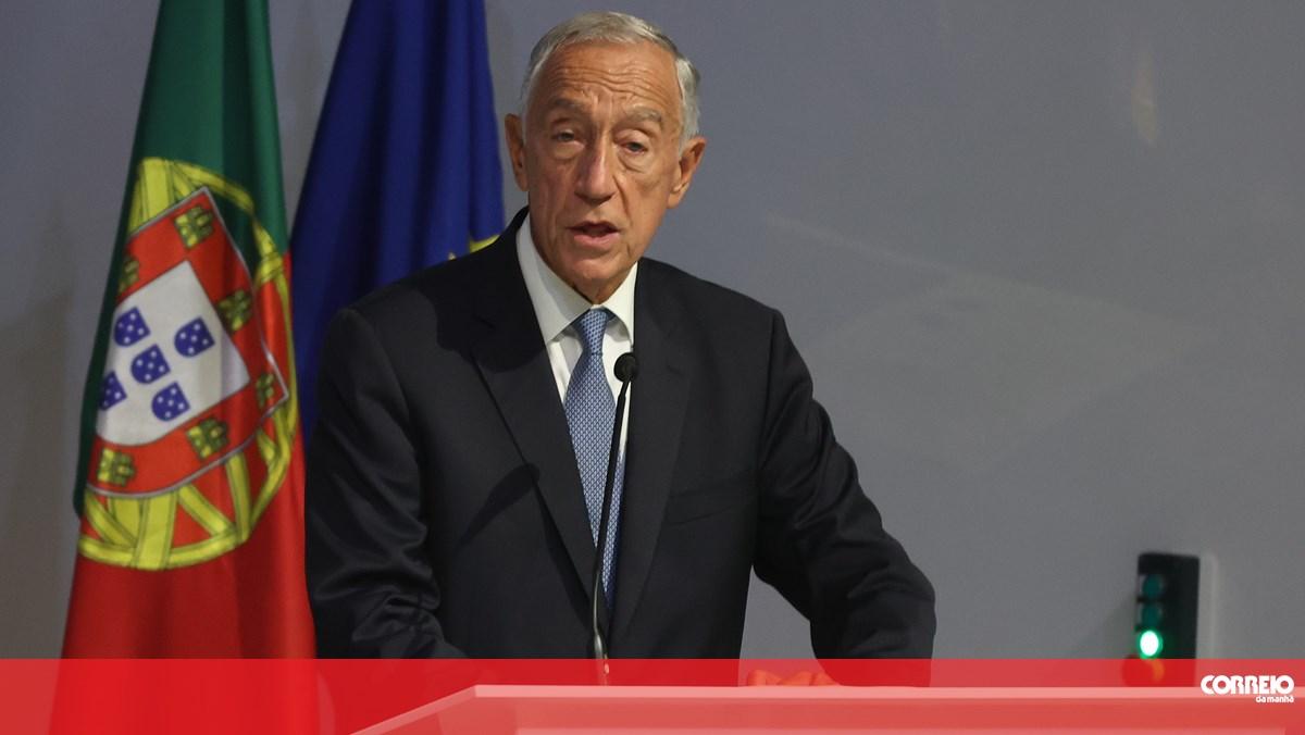 """Presidente da República assinala """"escolhas políticas"""" para enfrentar situação que se pode prolongar"""