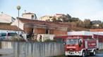 Incêndio destrói edificio de clube fluvial em Odemira