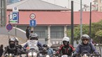 Manifestações de norte a sul do País juntam motards em protesto contra inspeções