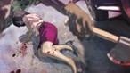 Mulher morta com machado após 30 anos de terror