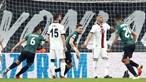 Sporting goleia na Turquia e conquista primeiros pontos na Liga dos Campeões