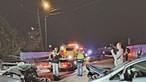 Noite de convívio acaba em tragédia. Dois mortos em colisão no IC2 em Sanfins