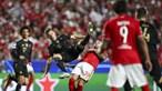 Benfica 0-0 Bayern de Munique