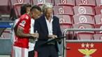 Jesus não deixa cair Everton no Benfica