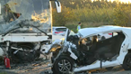 Jovem morre e 15 pessoas ficam feridas em violenta colisão na Batalha