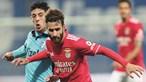 Rafa salva Benfica no Minho com golo nos descontos