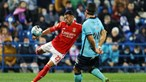 Radonjic entusiasma no Benfica e vai a jogo