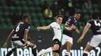 Borrego não foi tenro: Sporting sofre para vencer Famalicão