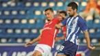 Naufrágio azul no adeus do FC Porto à Taça da Liga