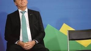 Desaprovação a Bolsonaro cai de 63% para 58% após um mês de moderação