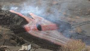 Partículas do vulcão em erupção em La Palma reduzem visibilidade nos Açores