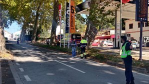 Homem de 48 anos atropelado mortalmente em Monchique