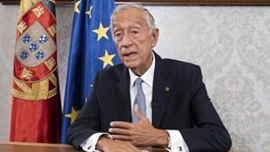 """Marcelo diz que é preciso """"aguardar para ver"""" evolução das negociações do OE2022"""
