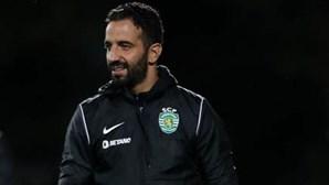 """""""Equipa é mais forte com Pote"""": Rúben Amorim prepara jogo da Taça de Portugal no Restelo"""