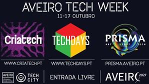 Semana da tecnologia em Aveiro
