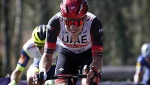 Seleção de ciclismo de pista recebida em festa após quatro medalhas nos Europeus