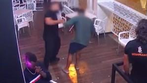 Homem espancado por segurança de discoteca é funcionário de outro estabelecimento do mesmo dono