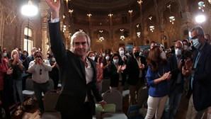Oposição interna do CDS-PP cerca Francisco Rodrigues dos Santos