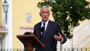 Marcelo Rebelo de Sousa espera luz verde da UE para combater aumento dos combustíveis
