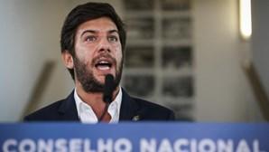 Rodrigues dos Santos confirma voto contra proposta de Orçamento do Governo