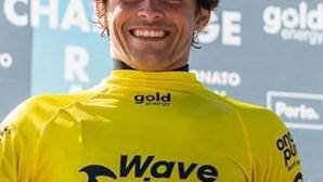 Surfista Tomás Lacerda sagra-se campeão nacional de 'stand up paddle'