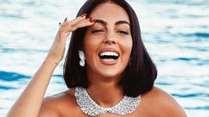 Georgina Rodríguez deslumbrante em viagem especial a Veneza