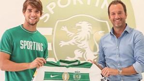 Daniel Bragança vê salário aumentado com renovação de contrato com o Sporting