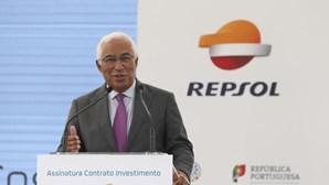Costa destaca em Sines recorde de investimento direto estrangeiro no País