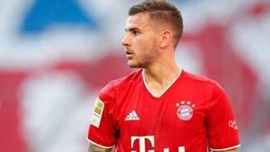 Tribunal de Madrid decreta ordem de prisão para estrela do Bayern Munique