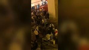 Dois feridos em rixa entre grupos nas festas de Vila Franca de Xira