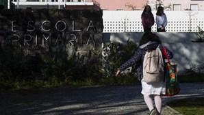 Regresso às aulas não aumentou casos de Covid-19 em crianças
