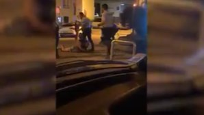 Jovens alcoolizados lançam terror em Cacilhas e acabam detidos pela PSP