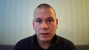 Espen Bråthen, o autor do crime na Noruega que está a ser investigado como atentado terrorista