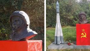 Oeiras homenageia Yuri Gagarin