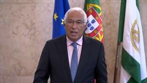 António Costa hoje no parlamento num debate já marcado pelo Orçamento de Estado