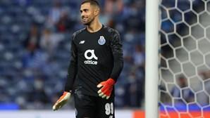 Diogo Costa já assinou até 2026 com o FC Porto