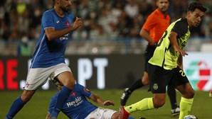 Sporting vence Belenenses e carimba passagem para a próxima fase da Taça de Portugal