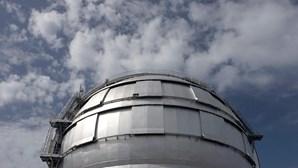 Erupção do vulcão em La Palma 'cegou' o maior telescópio do mundo