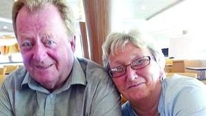 Idosa inglesa condenada por traficar um milhão de euros em cocaína morre na cadeia de Tires