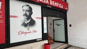 Casa do Benfica, restaurantes e bares foram alvo de vaga de assaltos esta madrugada em Espinho