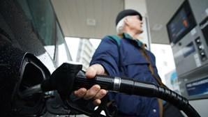 Impostos dos combustíveis dão 273 milhões a estradas nacionais