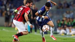 FC Porto conquista a primeira vitória na Liga dos Campeões em jogo frente ao AC Milan