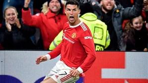 """""""A nossa raça é rara"""": Dolores Aveiro celebra mais uma noite de glória para Ronaldo na Champions"""