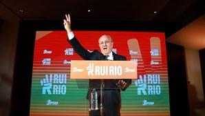 """Rio diz-se """"picado"""" e ataca """"aventureirismo"""" na apresentação da recandidatura ao PSD"""