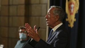 """Marcelo só pensa na aprovação do OE: """"Poupava muitos custos, muitos problemas"""""""